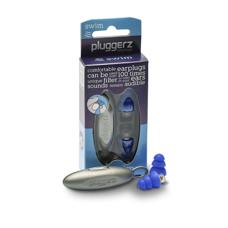 Pluggerz piscine protection auditive - Protection oreille piscine ...
